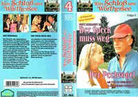(VHS) Ein Schloß am Wörthersee - Folge 4 - Roy Black, Fritz Eckhardt, O.Fischer