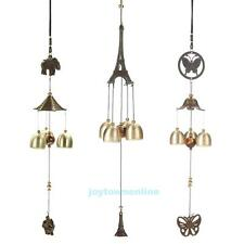 Amazing Wind Chime Bells Outdoor Garden Church Resonant Hanging Ornament Decor