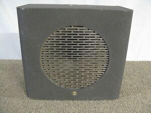Vintage RCA Moniter Speaker - Medal Cabinet - Untested