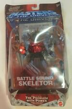 "MOTU  200x ""Battle Sound Skeletor"" Masters of the Universe"