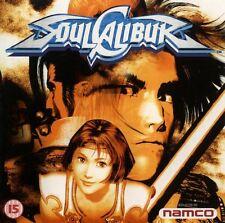 Sega Dreamcast Spiel - Soul Calibur (mit OVP)(NEUWARE)