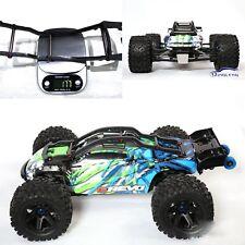 Roll Cage Nylon Frame Wheelie Bar Body Shell for Traxxas E-REVO 2.0 86086-4 1/10