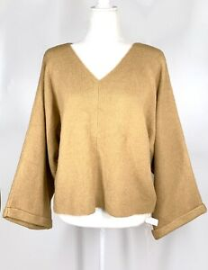 New Womens Wide Sleeve Sweater one size fits S-XL