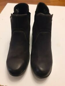 Earth Spirit San Diego Womens Ladies Brown Chukka Ankle Boots Size 4-8