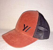 Young Boy's James Perse O/S Tam Y/ Trucker Cap Hat NWOT