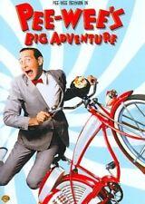 Pee Wee's Big Adventure 0883929004157 DVD Region 1