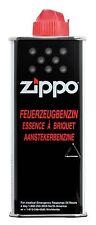 ZIPPO Feuerzeug Benzin 125 ml Feuerzeugbenzin Lighter NEU OVP