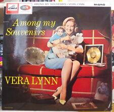 VERA LYNN/TONY OSBORNE AMONG MY SOUVENIRS UK PRESS LP HI'S MASTER'S VOICE 1964