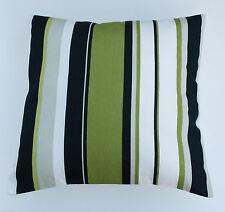 Striped 100% Cotton Decorative Cushions