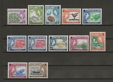More details for pitcairn islands 1957-58 sg 18/28 mnh cat £50