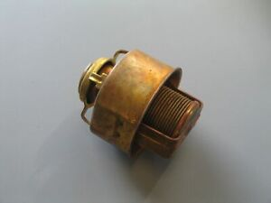 Brass 180 degree Thermostat 1936-1954 Hudson 36 37 38 39 40 41 42 46 47 48 49 54