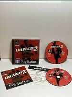 Driver 2 (Sony PlayStation 1, 2000) - European Version Ps1 Game