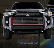 Lower Bumper Billet Grille Grill  for Toyota 4Runner 2014 2015 2016 2017