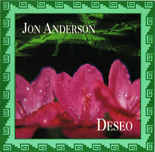 Jon Anderson (YES) - Deseo / Windham Hill Records CD 1994