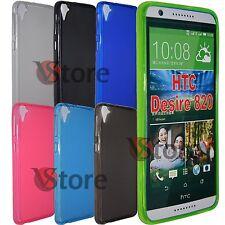Cover Custodia Per HTC Desire 820 Gel Silicone TPU