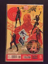 Secret Avengers #1 (2013) Hastings Variant VF/NM