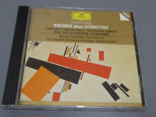 GIDON KREMER <  Plays Schnittke  > NM (CD)
