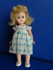 "VINTAGE 7.5"" HARD PLASTIC DOLL- GINNY CLONE FRIEND"