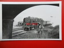 PHOTO  BR RIDDLES  STANDARD CLASS 9F 2-10-0 LOCO 92071