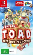 Captain Toad Treasure Tracker, Nintendo Switch Game, BRAND NEW