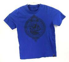 90591Ecko Unltd Xl Men's Short Sleeve T Shirt Blue with Rhino Silkscreen