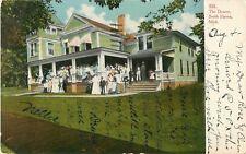 1908 The Dewey, South Haven, Michigan Postcard