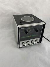 Panasonic RC-6900 AM/FM Radio Talking Alarm Time Announcing Clock