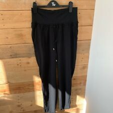 Black H&M Maternity Trousers Size 6
