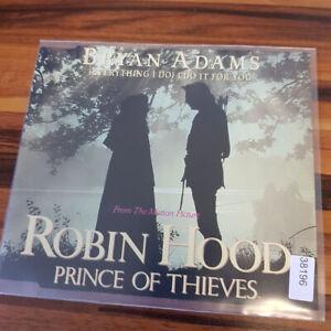 BRYAN ADAMS : Everything I Do    > VG+ (MCD)