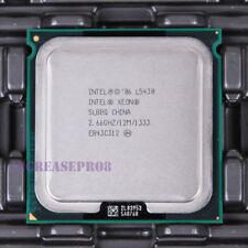 Intel Xeon L5430 SLBBQ Quad-Core CPU Processor 1333 MHz 2.66 GHz LGA 771/Socket