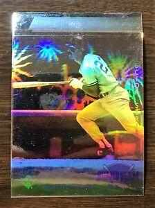 1991 DENNY's GRAND SLAM SET by Upper Deck  Complete Hologram of 26 cds G7017225