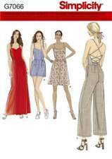 32-48 Schnittmuster McCalls 7908 trendy Damenoverall mit Taschen auch kurz Gr