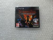 Resident Evil Operation Raccoon City Promo + Castlevania 2 PS3 PROMO Promocional
