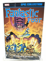 Fantastic Four Epic Collection 3 The Coming of Galactus New Marvel Comics TPB