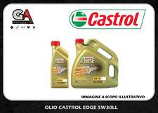 OLIO MOTORE CASTROL EDGE FST 5W30 LL 5L - 5 LITRI - ACEA C3 - VW 504.00 507.00