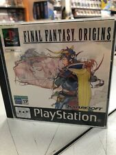 Final Fantasy Origins (FFI e FFII) Ita PS1 PSX USATO GARANTITO