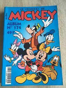 Album Le Journal De Mickey N. 174, Reliure des N. 2311 à 2320, Très Bon État +
