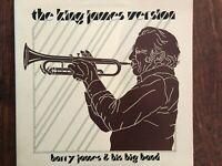 "Harry James ""The King James Version"" US Pressing Sheffield Lab Label Mint Copy"