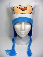 Adventure Time Finn Laplander Peruvian Hat Cap Licensed Brand New with Tags!
