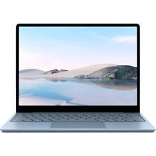 """Microsoft Surface Laptop Go 12.4"""" Intel i5-1035G1 8GB/128GB tela sensível ao toque, Gelo Blu"""