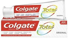 6 x Colgate Total Original Care Toothpaste, 125 ml Whole Mouth Health