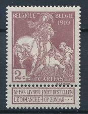[31994] Belgium 1910 Good stamp Very Fine MNH
