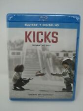 kicks bluray brand new sealed sneakers shoes 2016 movie