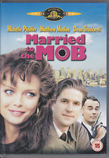 Married to the Mob - Michelle Pfeiffer, Matthew Modine R2 & R4 DVD