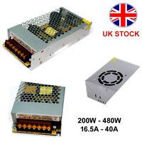 LED Transformer/Power Supply/Adaptor/Driver DC12V 200W-480W for LED Strip Light