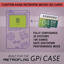 Retroflag Superpi Case-J Nespi Case Box With Shutdown Function For Raspberr Q8V6