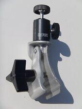 Retro ROWI Camera Clamp Mount w/ 360 Degree Tripod Ball Head