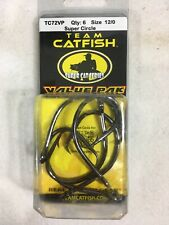 Team Catfish Red EZ Load Dip Tube TC97Q Dead Red Size4 treble hook-RARE-SHIP N24