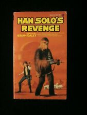 Star Wars HAN SOLO'S REVENGE Brian Daley paperback book First Edition 1979