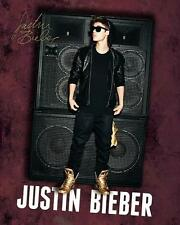 Justin Bieber : Speakers - Mini Poster 40cm x 50cm new and sealed